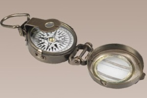 WWII Reproduction Compass